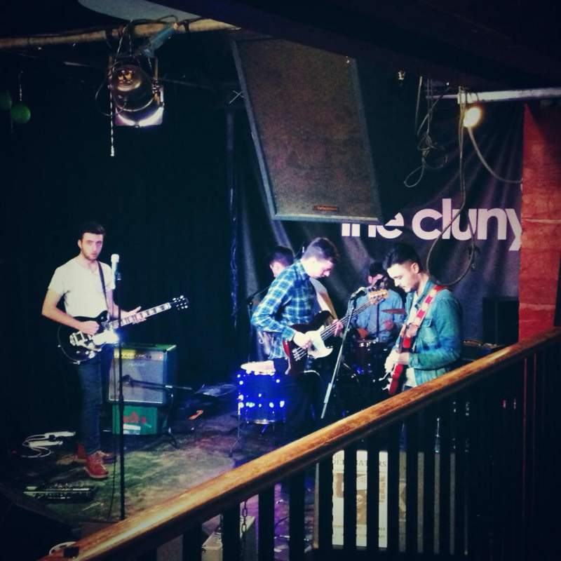 cellar door live at the cluny