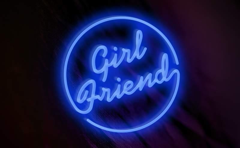 girl friend logo