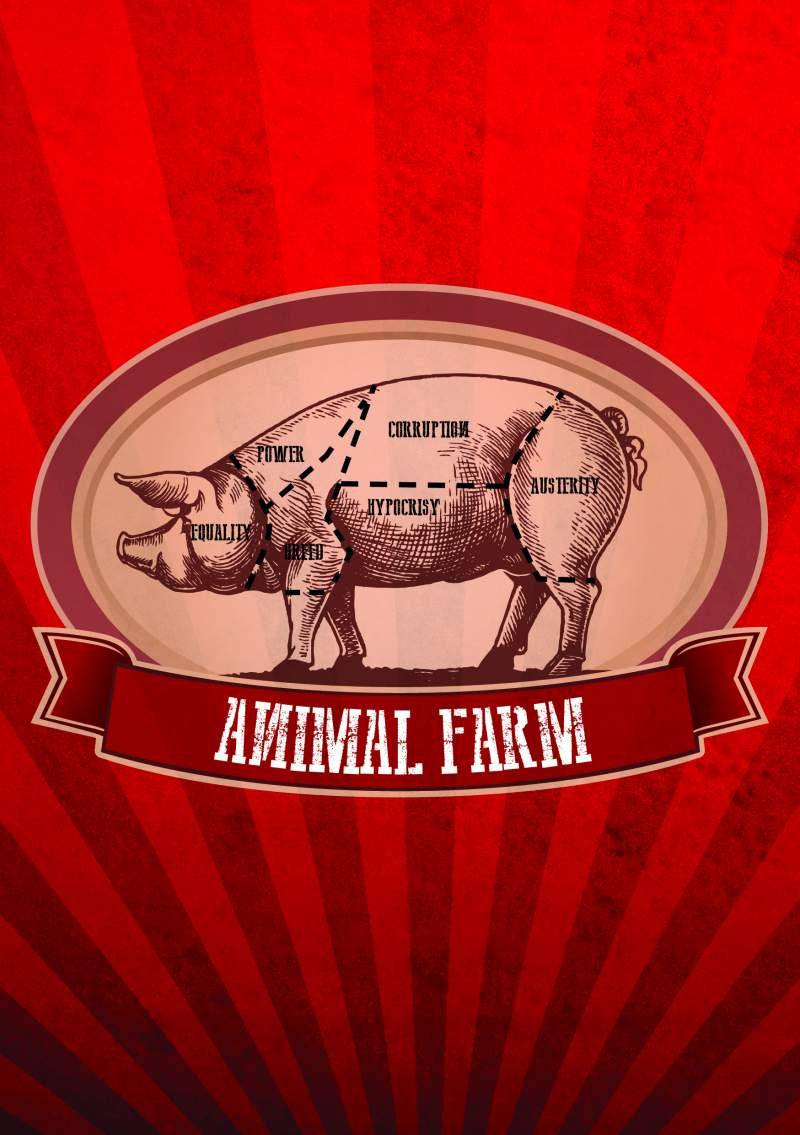 manipulation animal farm Symbols are everywhere in george orwell's allegorical satire ''animal farm'' in this lesson, learn about a few of those symbols and their.