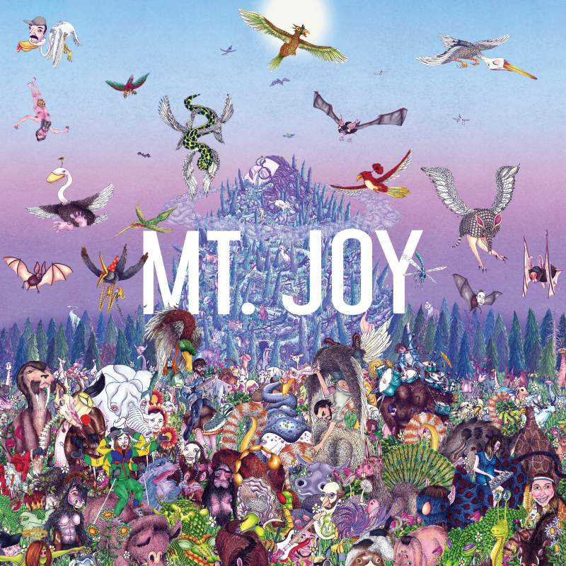 ALBUM REVIEW: Mt. Joy – Rearrange Us | NARC. | Reliably Informed ...